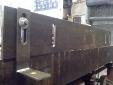 Hot rolled steel bracket.